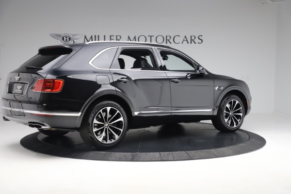 New 2020 Bentley Bentayga V8 for sale Sold at Alfa Romeo of Greenwich in Greenwich CT 06830 8