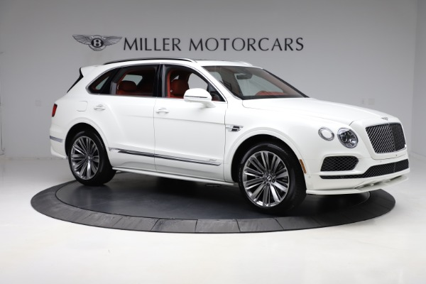 New 2020 Bentley Bentayga Speed for sale $244,145 at Alfa Romeo of Greenwich in Greenwich CT 06830 10