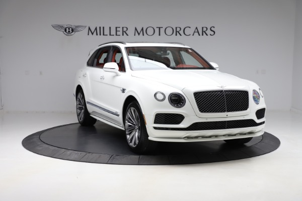 New 2020 Bentley Bentayga Speed for sale $244,145 at Alfa Romeo of Greenwich in Greenwich CT 06830 11