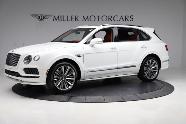 New 2020 Bentley Bentayga Speed for sale $244,145 at Alfa Romeo of Greenwich in Greenwich CT 06830 2