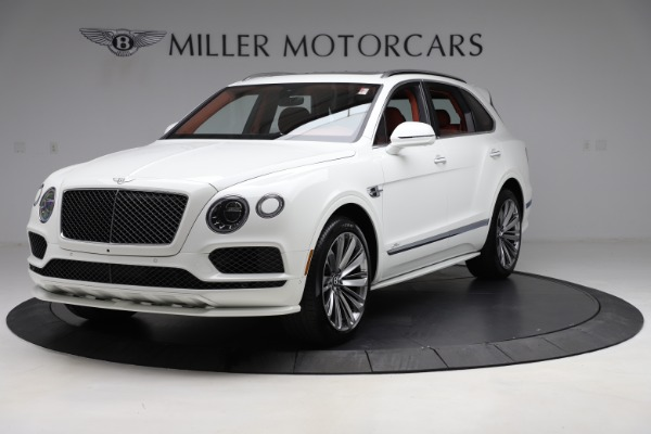 New 2020 Bentley Bentayga Speed for sale $244,145 at Alfa Romeo of Greenwich in Greenwich CT 06830 1