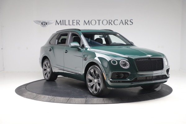 New 2020 Bentley Bentayga V8 Design Series for sale $223,015 at Alfa Romeo of Greenwich in Greenwich CT 06830 11