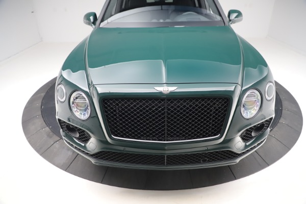 New 2020 Bentley Bentayga V8 Design Series for sale $223,015 at Alfa Romeo of Greenwich in Greenwich CT 06830 13