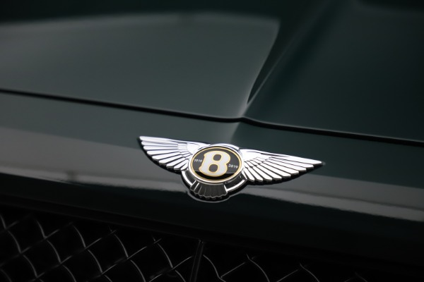 New 2020 Bentley Bentayga V8 Design Series for sale $223,015 at Alfa Romeo of Greenwich in Greenwich CT 06830 14