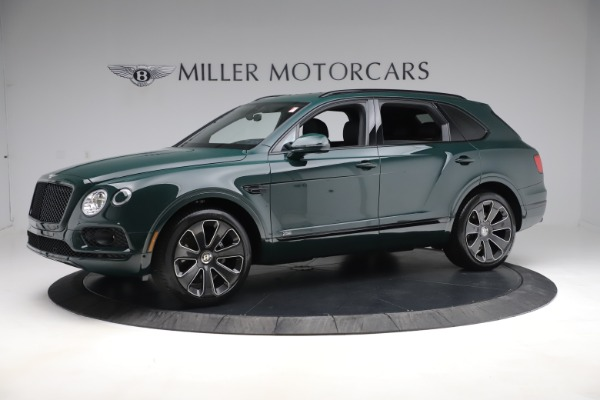New 2020 Bentley Bentayga V8 Design Series for sale $223,015 at Alfa Romeo of Greenwich in Greenwich CT 06830 2