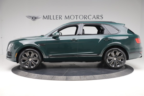 New 2020 Bentley Bentayga V8 Design Series for sale $223,015 at Alfa Romeo of Greenwich in Greenwich CT 06830 3