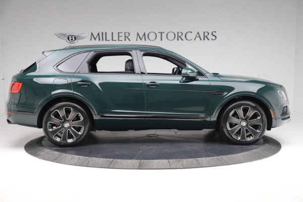 New 2020 Bentley Bentayga V8 Design Series for sale $223,015 at Alfa Romeo of Greenwich in Greenwich CT 06830 9