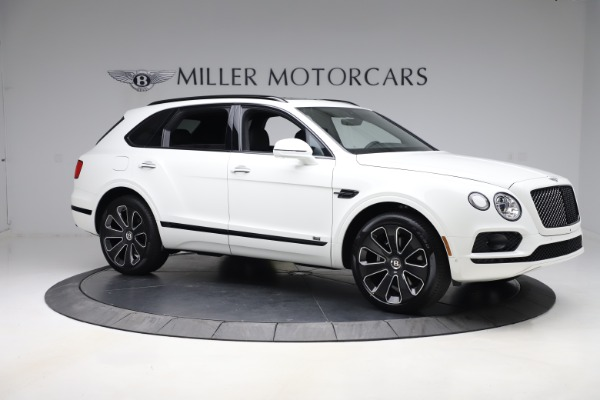 New 2020 Bentley Bentayga V8 Design Series for sale $216,860 at Alfa Romeo of Greenwich in Greenwich CT 06830 10
