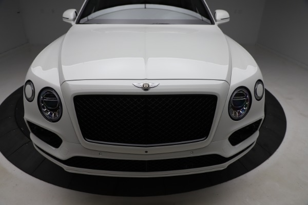 New 2020 Bentley Bentayga V8 Design Series for sale $216,860 at Alfa Romeo of Greenwich in Greenwich CT 06830 14