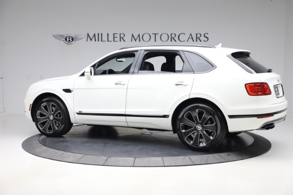 New 2020 Bentley Bentayga V8 Design Series for sale $216,860 at Alfa Romeo of Greenwich in Greenwich CT 06830 4