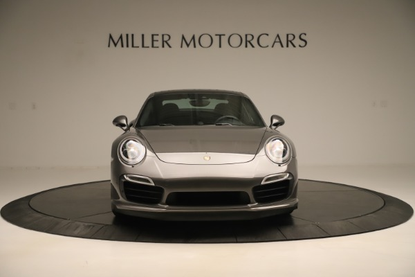 Used 2015 Porsche 911 Turbo S for sale Sold at Alfa Romeo of Greenwich in Greenwich CT 06830 12