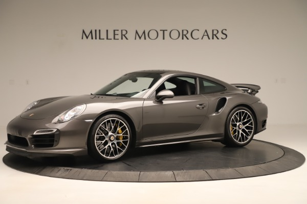 Used 2015 Porsche 911 Turbo S for sale Sold at Alfa Romeo of Greenwich in Greenwich CT 06830 2