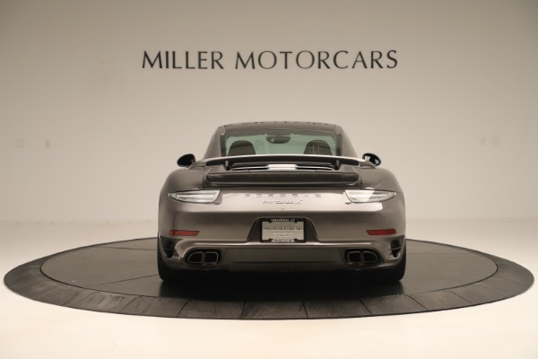 Used 2015 Porsche 911 Turbo S for sale Sold at Alfa Romeo of Greenwich in Greenwich CT 06830 6