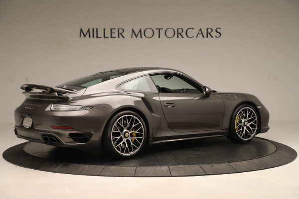 Used 2015 Porsche 911 Turbo S for sale Sold at Alfa Romeo of Greenwich in Greenwich CT 06830 8