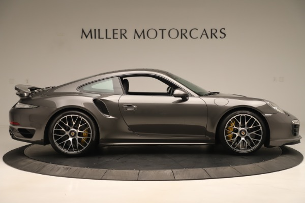 Used 2015 Porsche 911 Turbo S for sale Sold at Alfa Romeo of Greenwich in Greenwich CT 06830 9