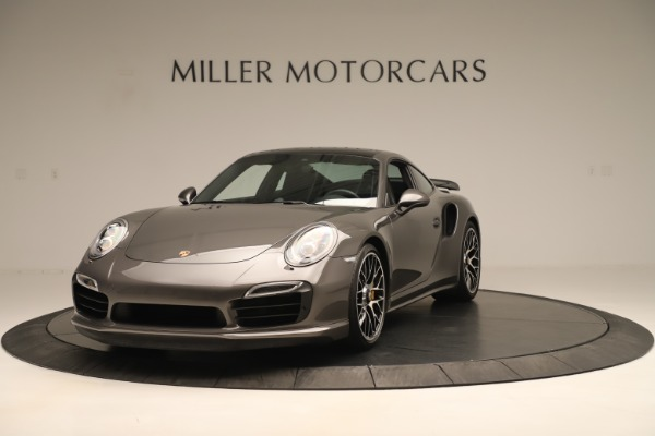 Used 2015 Porsche 911 Turbo S for sale Sold at Alfa Romeo of Greenwich in Greenwich CT 06830 1