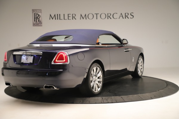 Used 2016 Rolls-Royce Dawn for sale Sold at Alfa Romeo of Greenwich in Greenwich CT 06830 13