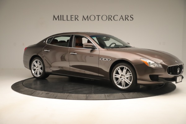 Used 2014 Maserati Quattroporte S Q4 for sale Sold at Alfa Romeo of Greenwich in Greenwich CT 06830 10