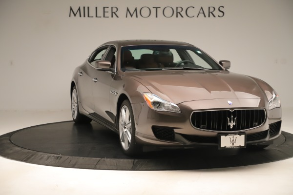 Used 2014 Maserati Quattroporte S Q4 for sale Sold at Alfa Romeo of Greenwich in Greenwich CT 06830 11