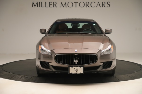 Used 2014 Maserati Quattroporte S Q4 for sale Sold at Alfa Romeo of Greenwich in Greenwich CT 06830 12