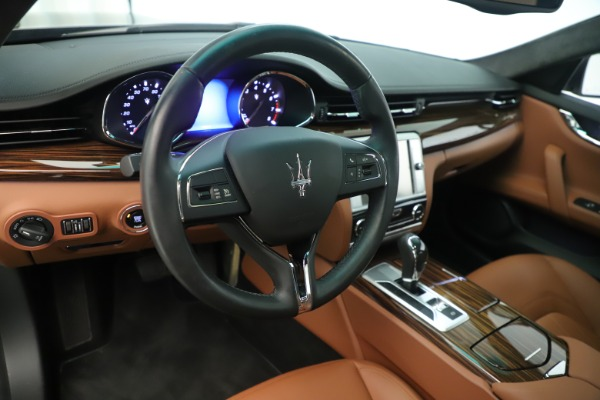 Used 2014 Maserati Quattroporte S Q4 for sale Sold at Alfa Romeo of Greenwich in Greenwich CT 06830 13