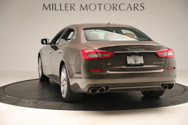 Used 2014 Maserati Quattroporte S Q4 for sale Sold at Alfa Romeo of Greenwich in Greenwich CT 06830 5