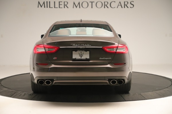 Used 2014 Maserati Quattroporte S Q4 for sale Sold at Alfa Romeo of Greenwich in Greenwich CT 06830 6