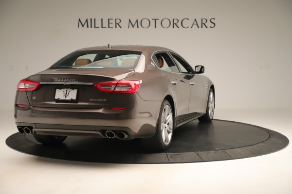 Used 2014 Maserati Quattroporte S Q4 for sale Sold at Alfa Romeo of Greenwich in Greenwich CT 06830 7