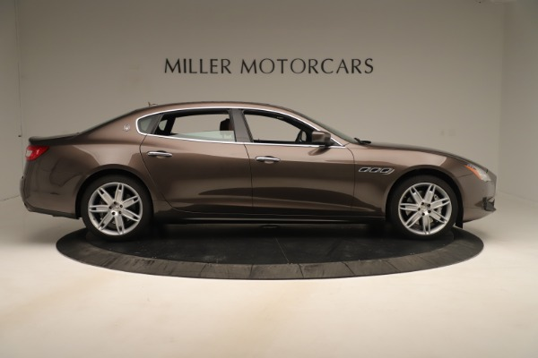 Used 2014 Maserati Quattroporte S Q4 for sale Sold at Alfa Romeo of Greenwich in Greenwich CT 06830 9