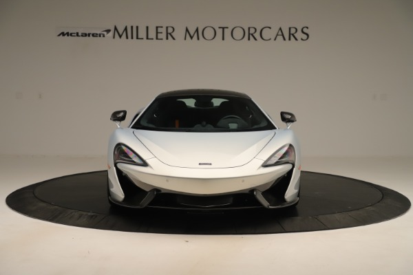 Used 2016 McLaren 570S Coupe for sale $151,900 at Alfa Romeo of Greenwich in Greenwich CT 06830 11