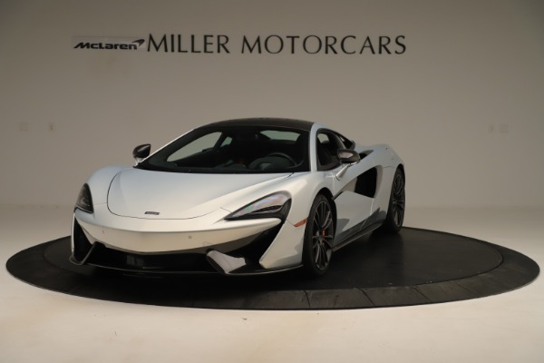 Used 2016 McLaren 570S Coupe for sale $151,900 at Alfa Romeo of Greenwich in Greenwich CT 06830 12