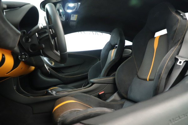 Used 2016 McLaren 570S Coupe for sale $151,900 at Alfa Romeo of Greenwich in Greenwich CT 06830 15