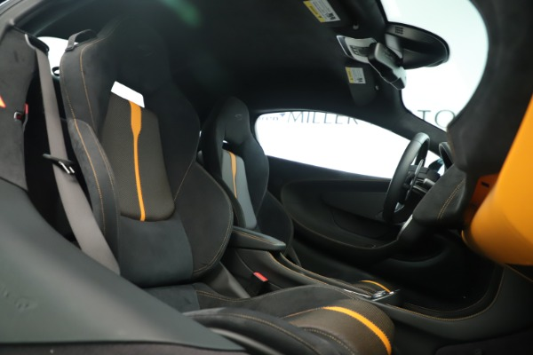 Used 2016 McLaren 570S Coupe for sale $151,900 at Alfa Romeo of Greenwich in Greenwich CT 06830 18