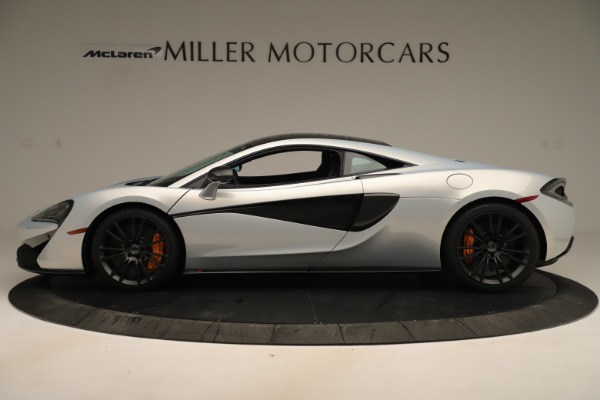 Used 2016 McLaren 570S Coupe for sale $151,900 at Alfa Romeo of Greenwich in Greenwich CT 06830 2