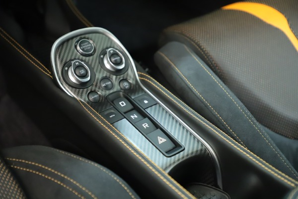 Used 2016 McLaren 570S Coupe for sale $151,900 at Alfa Romeo of Greenwich in Greenwich CT 06830 21
