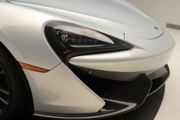 Used 2016 McLaren 570S Coupe for sale $151,900 at Alfa Romeo of Greenwich in Greenwich CT 06830 24