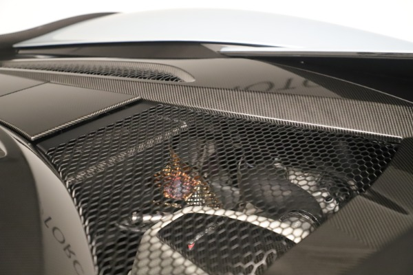Used 2016 McLaren 570S Coupe for sale $151,900 at Alfa Romeo of Greenwich in Greenwich CT 06830 26