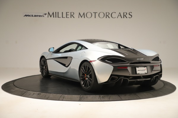 Used 2016 McLaren 570S Coupe for sale $151,900 at Alfa Romeo of Greenwich in Greenwich CT 06830 4