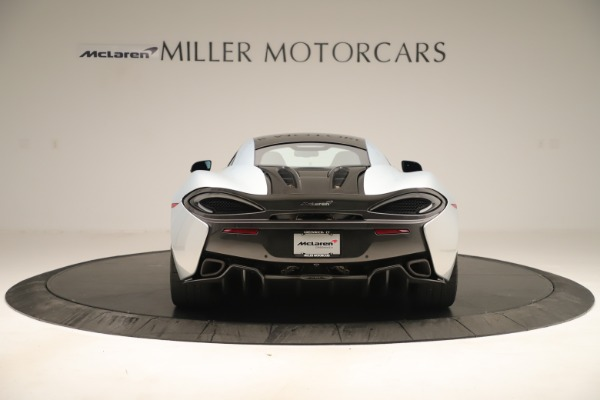 Used 2016 McLaren 570S Coupe for sale $151,900 at Alfa Romeo of Greenwich in Greenwich CT 06830 5