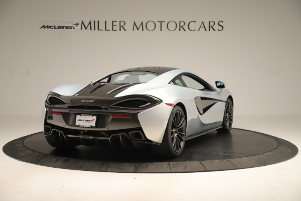 Used 2016 McLaren 570S Coupe for sale $151,900 at Alfa Romeo of Greenwich in Greenwich CT 06830 6