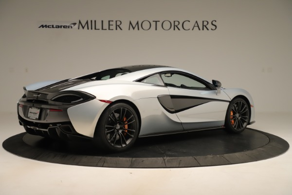 Used 2016 McLaren 570S Coupe for sale $151,900 at Alfa Romeo of Greenwich in Greenwich CT 06830 7