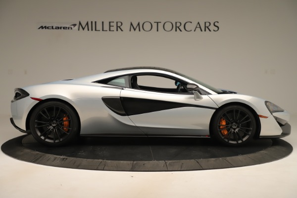 Used 2016 McLaren 570S Coupe for sale $151,900 at Alfa Romeo of Greenwich in Greenwich CT 06830 8