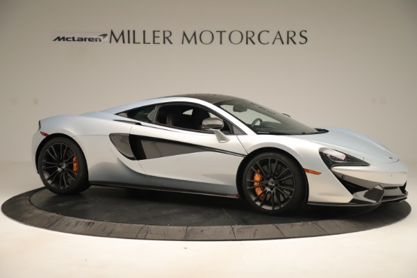 Used 2016 McLaren 570S Coupe for sale $151,900 at Alfa Romeo of Greenwich in Greenwich CT 06830 9