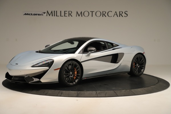 Used 2016 McLaren 570S Coupe for sale $151,900 at Alfa Romeo of Greenwich in Greenwich CT 06830 1