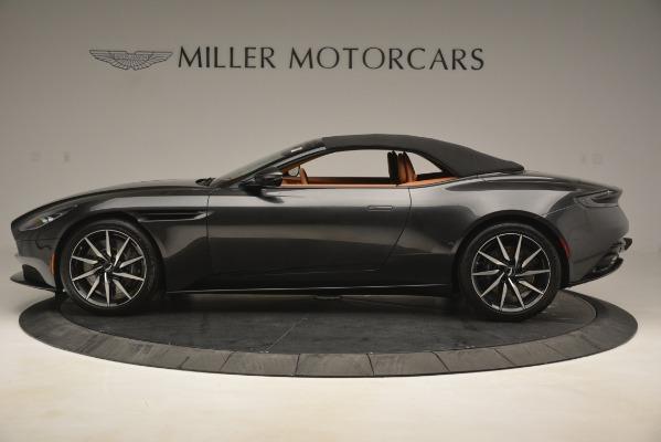 Used 2019 Aston Martin DB11 V8 Volante for sale Sold at Alfa Romeo of Greenwich in Greenwich CT 06830 14
