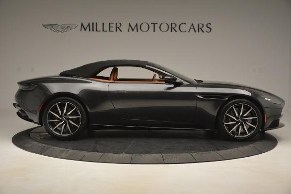 Used 2019 Aston Martin DB11 V8 Volante for sale Sold at Alfa Romeo of Greenwich in Greenwich CT 06830 15