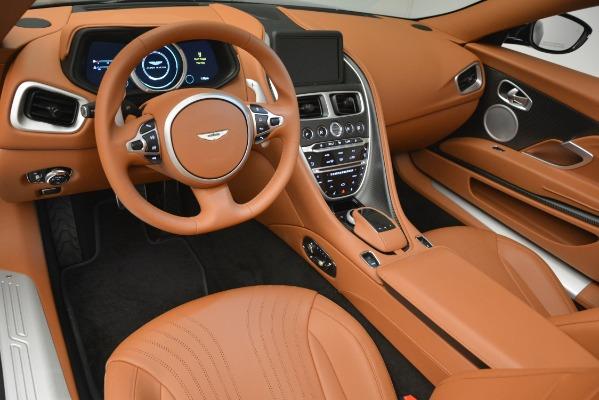 Used 2019 Aston Martin DB11 V8 Volante for sale Sold at Alfa Romeo of Greenwich in Greenwich CT 06830 18