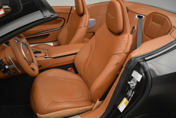 Used 2019 Aston Martin DB11 V8 Volante for sale Sold at Alfa Romeo of Greenwich in Greenwich CT 06830 20