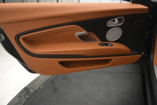Used 2019 Aston Martin DB11 V8 Volante for sale Sold at Alfa Romeo of Greenwich in Greenwich CT 06830 22