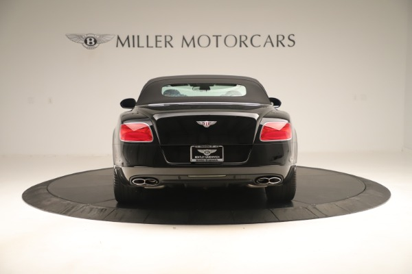 Used 2014 Bentley Continental GT V8 for sale Sold at Alfa Romeo of Greenwich in Greenwich CT 06830 15